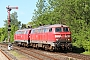"Krupp 5306 - DB Fernverkehr ""218 313-5"" 17.05.2014 - NiebüllPeter Wegner"