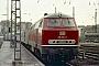 """Krupp 5307 - DB """"218 314-3"""" 01.03.1976 - Ulm, HauptbahnhofStefan Motz"""