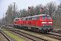 "Krupp 5307 - DB Fernverkehr ""218 314-3"" 17.02.2015 - Niebüll, BahnhofJens Vollertsen"