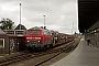 "Krupp 5307 - DB Fernverkehr ""218 314-3"" 19.06.2015 - Westerland (Sylt)Nahne Johannsen"
