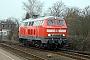 "Krupp 5308 - DB Autozug ""218 315-0"" 04.03.2009 - Niebüll, BahnhofNahne Johannsen"