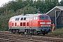 "Krupp 5308 - DB Autozug ""218 315-0"" 24.09.2009 - Sylt-Tinnum, BahnhofNahne Johannsen"