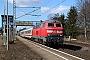 """Krupp 5308 - DB Autozug """"218 315-0"""" 01.04.2013 - TorneschEdgar Albers"""