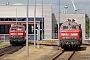 "Krupp 5308 - DB Fernverkehr ""218 315-0"" 29.07.2015 - Niebüll, BahnbetriebswerkPeter Wegner"