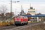 """Krupp 5308 - DB Autozug """"218 315-0"""" 03.11.2011 - TostedtAndreas Kriegisch"""