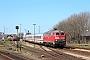 "Krupp 5308 - DB Fernverkehr ""218 315-0"" 19.04.2019 - Westerland (Sylt)Peter Wegner"