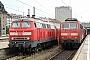"Krupp 5312 - DB Regio ""218 319-2"" 11.06.2007 - München, HauptbahnhofAlexander Leroy"