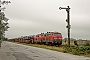"""Krupp 5312 - DB Fernverkehr """"218 319-2"""" 16.08.2015 - Keitum (Sylt)Nahne Johannsen"""