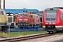 """Krupp 5312 - Railsystems """"218 319-2"""" 11.10.2017 - Gotha RailsystemsErnst Lauer"""