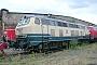 """Krupp 5313 - DB Regio """"218 320-0"""" 26.07.2003 - Gießen, BahnbetriebswerkErnst Lauer"""