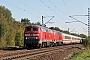 "Krupp 5315 - DB Autozug ""218 322-6"" 30.09.2011 - HalstenbekEdgar Albers"