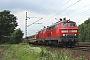 "Krupp 5315 - DB Autozug ""218 322-6"" 21.06.2013 - HalstenbekEdgar Albers"