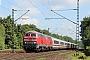 """Krupp 5315 - DB Fernverkehr """"218 322-6"""" 11.07.2014 - HalstenbekEdgar Albers"""