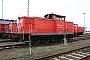 """LEW 14587 - Railion """"347 975-5"""" 17.03.2006 - Mukran (Rügen), BahnbetriebswerkRalf Lauer"""