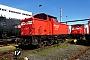 """LEW 14587 - Railion """"347 975-5"""" 24.04.2008 - Mukran (Rügen), BahnbetriebswerkRalf Lauer"""