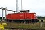 """LEW 14587 - Railion """"347 975-5"""" 09.10.2005 - Mukran (Rügen), BahnbetriebswerkDaniel Berg"""