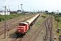 """LEW 14587 - DB Schenker """"347 975-5"""" 20.08.2010 - Sassnitz-Mukran (Rügen), FährbahnhofMirko Schmidt"""