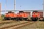 """LEW 14587 - DB Cargo """"347 975-5"""" 19.08.2002 - Sassnitz-Mukran (Rügen)Dietmar Stresow (Archiv Manfred Uy)"""