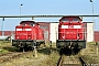 "LEW 14587 - Railion ""347 975-5"" 10.10.2003 - Sassnitz-Mukran (Rügen)J.W. Keppels"