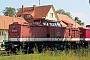 "LEW 14849 - Lokschuppen Zinnowitz ""201 792-9"" 08.08.2014 - Zinnowitz (Usedom), BahnhofAndreas Borrmann"
