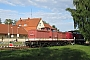 "LEW 14849 - Lokschuppen Zinnowitz ""201 792-9"" 13.07.2016 - Zinnowitz (Usedom), BahnhofCarsten Niehoff"