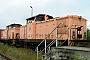 "LEW 15159 - Railion ""347 036-6"" 12.08.2006 - Mukran (Rügen), BahnbetriebswerkDetlef Koch"