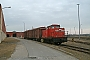 """LEW 15659 - DB Schenker """"347 079-6"""" 21.03.2011 - Sassnitz-Mukran (Rügen), FährbahnhofMirko Schmidt"""