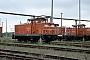"""LEW 16571 - DB Cargo """"347 096-0"""" 19.06.2001 - Mukran (Rügen), BahnbetriebswerkErnst Lauer"""