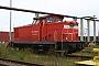 """LEW 16571 - Railion """"347 096-0"""" 09.10.2005 - Mukran (Rügen), BahnbetriebswerkDaniel Berg"""