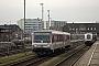 "LHB 133-1 - DB Fernverkehr ""628 495"" 20.12.2015 - Westerland (Sylt)Nahne Johannsen"