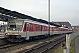 "LHB 133-1 - DB Fernverkehr ""628 495"" 13.11.2016 - Westerland (Sylt)Nahne Johannsen"