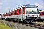 """LHB 133-1 - DB Fernverkehr """"628 495"""" 22.07.2016 - Niebüll, DB-WerkJens Vollertsen"""