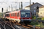 """LHB 133-1 - DB """"628 495-4"""" 02.07.2012 - Solingen, HauptbahnhofRalf Lauer"""