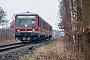 "LHB 142-1 - DB Regio ""628 503-5"" 17.01.2009 - Hamminkeln, BahnhofMalte Werning"