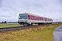 "LHB 142-1 - DB Fernverkehr ""628 503"" 27.03.2016 - Emmelsbüll-Horsbüll, Betriebsbahnhof LehnshalligJens Vollertsen"