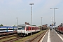 "LHB 148-1 - DB Fernverkehr ""628 509"" 18.05.2017 - Niebüll, BahnbetriebswerkPeter Wegner"