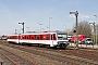 """LHB 160-1 - DB Fernverkehr """"628 521"""" 05.05.2016 - NiebüllGunnar Meisner"""