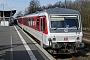 """LHB 160-1 - DB Fernverkehr """"628 521"""" 24.03.2019 - NiebüllTomke Scheel"""
