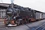 """LKM 132032 - DR """"99 1791-5"""" 27.09.1980 - Cranzahl, BahnhofHelmut Philipp"""