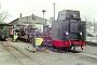 """LKM 32023 - RüKB """"99 782"""" 15.02.1997 - Putbus (Rügen), BetriebswerkstattHeiko Müller"""