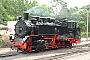 """LKM 32024 - RüKB """"99 783"""" 21.08.2003 - Göhren (Rügen), BahnhofRainer Eichhorn"""