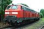 """MaK 2000051 - DB AutoZug """"215 904-4"""" 01.08.2008 - Chemnitz. FahrzeuginstandhaltungswerkKlaus Hentschel"""