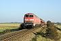 "MaK 2000052 - DB AutoZug ""215 905-1"" 17.10.2006 - Archsum (Sylt)Nahne Johannsen"