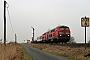 """MaK 2000052 - DB AutoZug """"215 905-1"""" 18.02.2006 - Emmelsbüll-Horsbüll, Betriebsbahnhof LehnshalligTomke Scheel"""