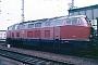 """MaK 2000053 - DB """"215 048-0"""" __.__.1981 - Trier, HauptbahnhofErnst Lauer"""