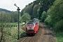 """MaK 2000053 - DB """"215 048-0"""" 01.05.1993 - Kall-UrftWerner Consten"""