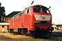 "MaK 2000053 - DB AG ""215 048-0"" 26.06.1994 - Trier-Ehrang, BahnbetriebswerkA. Knobloch | Slg. Martin Kursawe"