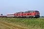 "MaK 2000053 - DB AutoZug ""215 906-9"" 20.08.2005 - Niebüll, Bahnübergang TriangelJens Vollertsen"