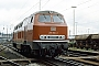 "MaK 2000061 - DB ""215 056-3"" 23.05.1974 - Ulm, BahnbetriebswerkHelmut Philipp"