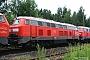 """MaK 2000061 - DB AutoZug """"215 907-7"""" 01.08.2008 - Chemnitz, FahrzeuginstandhaltungswerkKlaus Hentschel"""
